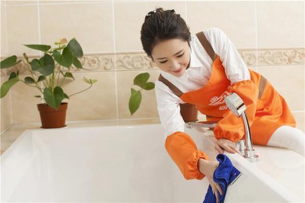 这样清洁卫生间,迅速变干净!太棒了!
